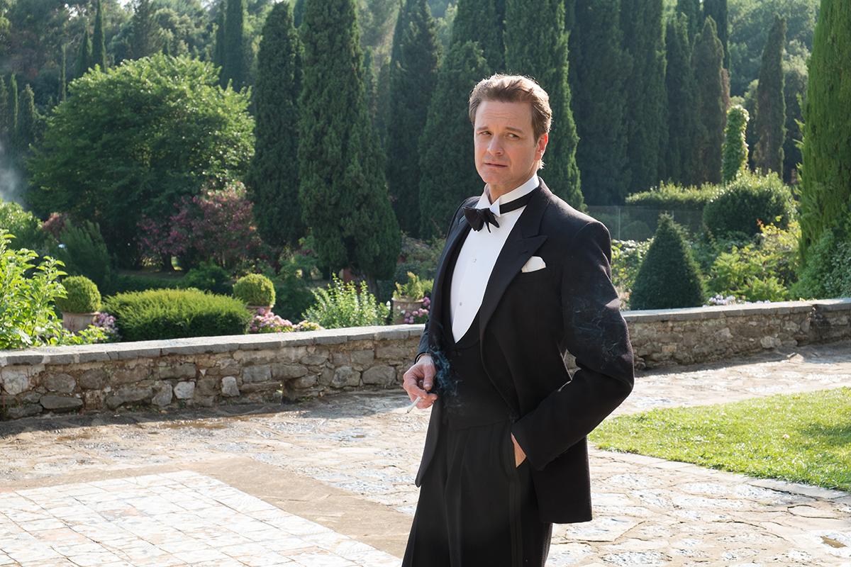 Colin Firth en Magia a la luz de la luna