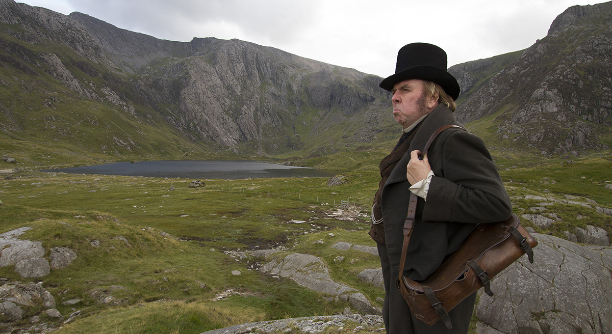 Timothy Spall en Mr. Turner