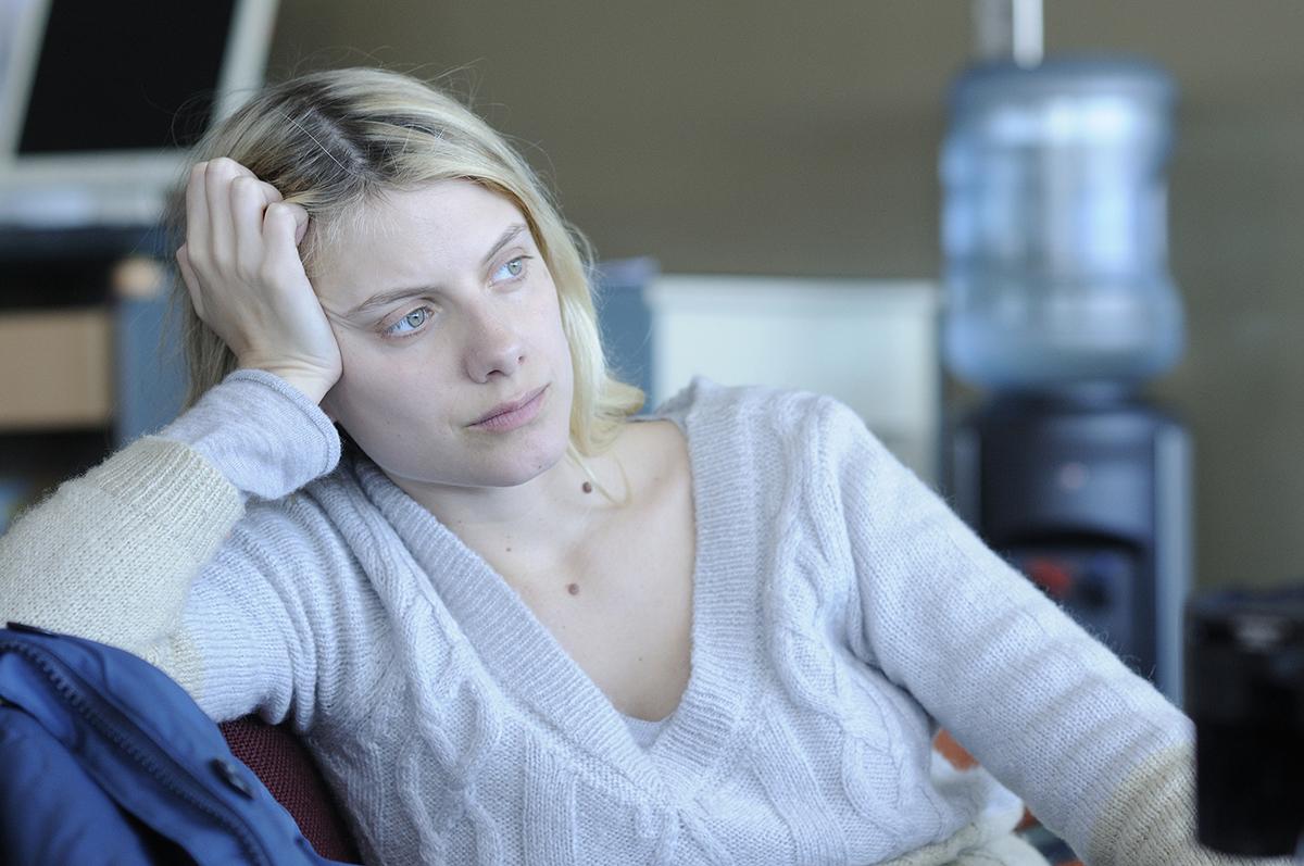 Mélanie Laurent en No llores, vuela