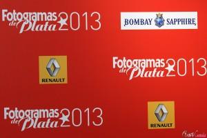 Logo Fotogramas de plata 2013
