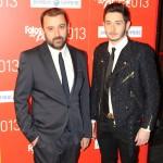 Felix Sabroso y Jau Fornes en los Fotogramas de Plata 2013
