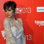 Verónica Echegui en los Fotogramas de Plata 2013