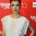 Alba Messa en los Fotogramas de Plata 2013