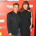 Eduard Fernández e Isabel Coixet en los Fotogramas de Plata 2013