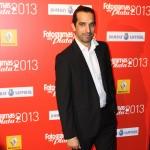 Javier Ruiz Caldera en los Fotogramas de Plata 2013