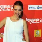 Cristina Brondo en los Fotogramas de Plata 2013