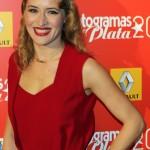 Marta Larralde en los Fotogramas de Plata 2013