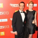 Ignacio Mateos y Maggie Civantos en los Fotogramas de Plata 2013