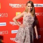Laya Martí en los Fotogramas de Plata 2013