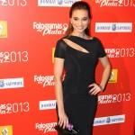Norma Ruiz en los Fotogramas de Plata 2013