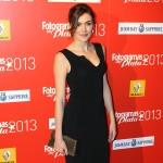 Marta Nieto en los Fotogramas de Plata 2013