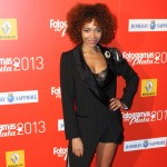 Montse Pla en los Fotogramas de Plata 2013