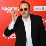 Carlos Areces en los Fotogramas de Plata 2013