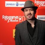 Alex O´Dogherty en los Fotogramas de Plata 2013