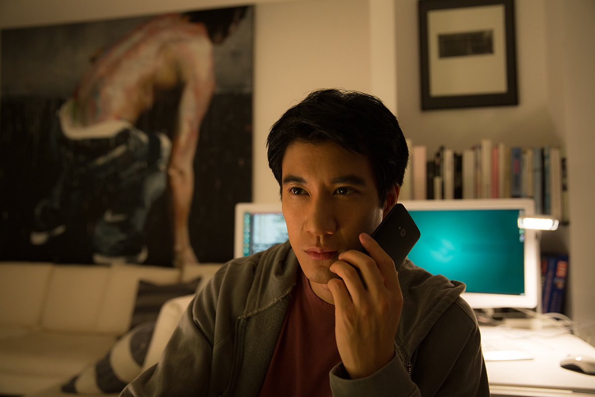 Leehom Wang en Blackhat - Amenaza en la red
