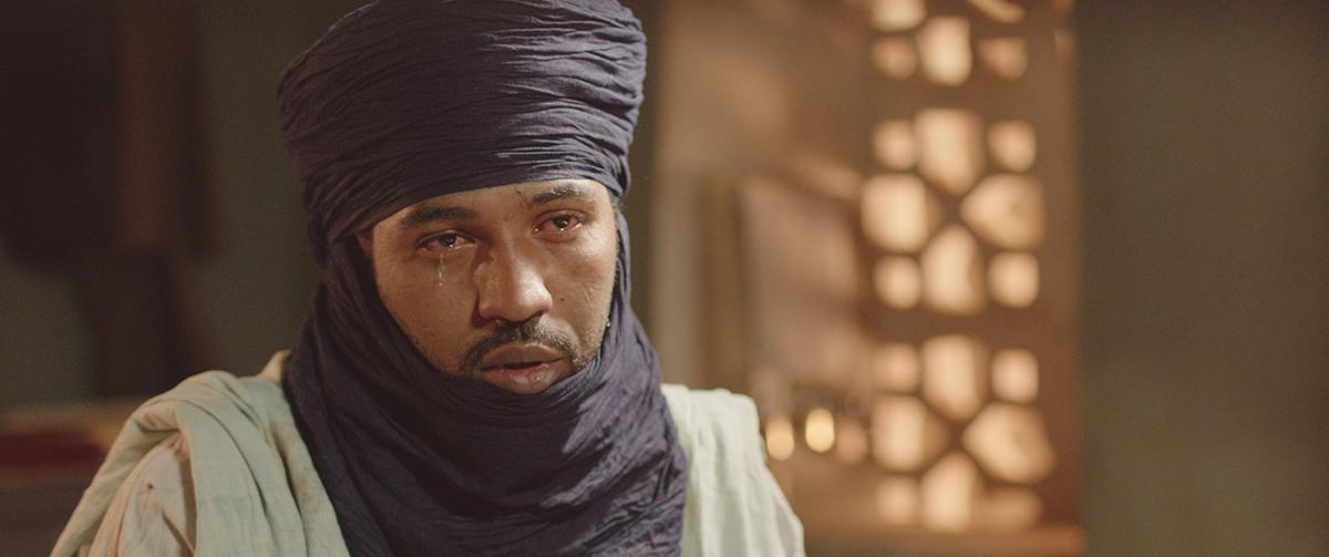 Ibrahim Ahmed en Timbuktu