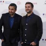 Eric Toledano y Olivier Nakache en la presentación de Samba (2)