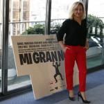 Carmen Machi en la presentación del rodaje de Mi gran noche