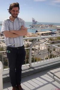 Carlos Marques-Marcet en la presentación de 10.000 Km en el 17 festival de Málaga (2)