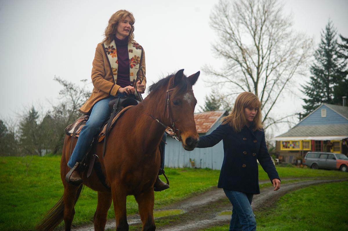 Laura Dern y Reese Witherspoon en Alma salvaje