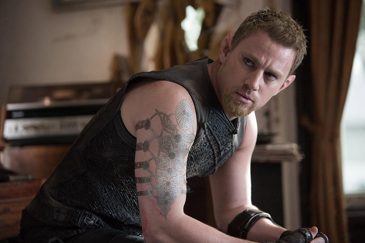 Channing Tatum en El destino de Júpiter
