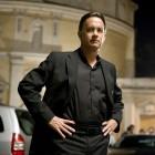 Tom Hanks en Ángeles y demonios