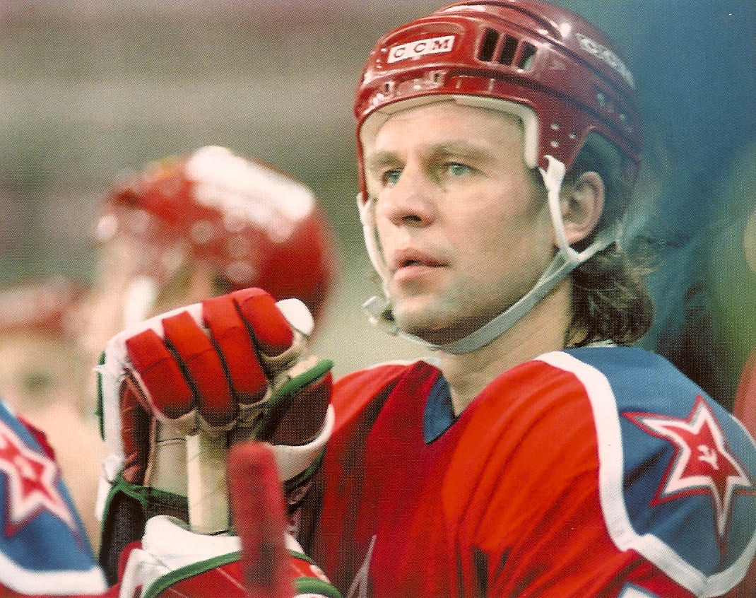 Slava Fetisov en Red Army