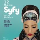 12ª Muestra Syfy - Poster