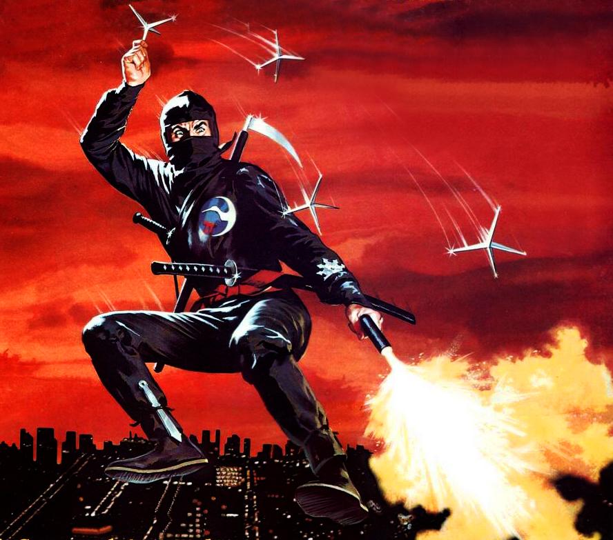 Poster de La venganza del Ninja en Electric Boogaloo: la loca historia de Cannon Films