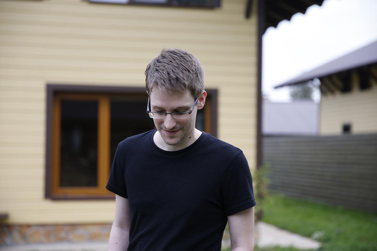 Edward Snowden en Citizenfour
