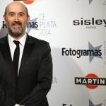 Javier Cámara en los Fotogramas de Plata 2014