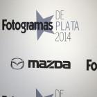 Logo Fotogramas de plata 2014