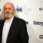 Montxo Armendáriz en los Fotogramas de Plata 2014