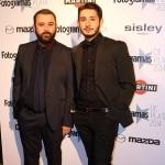 Felix Sabroso y Jau Fornes en los Fotogramas de Plata 2014