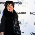 Concha Velasco en los Fotogramas de Plata 2014
