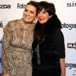 Silvia Abril y Concha Velasco en los Fotogramas de Plata 2014