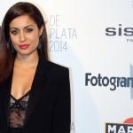 Hiba Abouk en los Fotogramas de Plata 2014