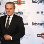José Coronado en los Fotogramas de Plata 2014