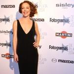 Silvia Marty en los Fotogramas de Plata 2014