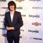 Javier Ambrossi en los Fotogramas de Plata 2014
