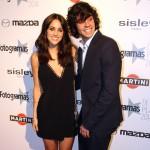 Macarena García y Javier Ambrossi en los Fotogramas de Plata 2014