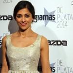 Mariam Hernández en los Fotogramas de Plata 2014