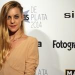Alba Ribas en los Fotogramas de Plata 2014