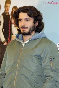 Yon González en la presentación de Perdiendo el norte (2)