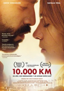 10.000 Km - Poster