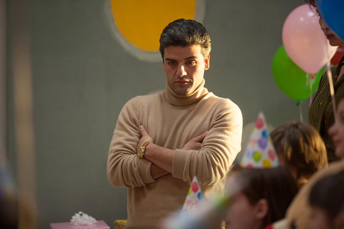 Oscar Isaac en El año más violento