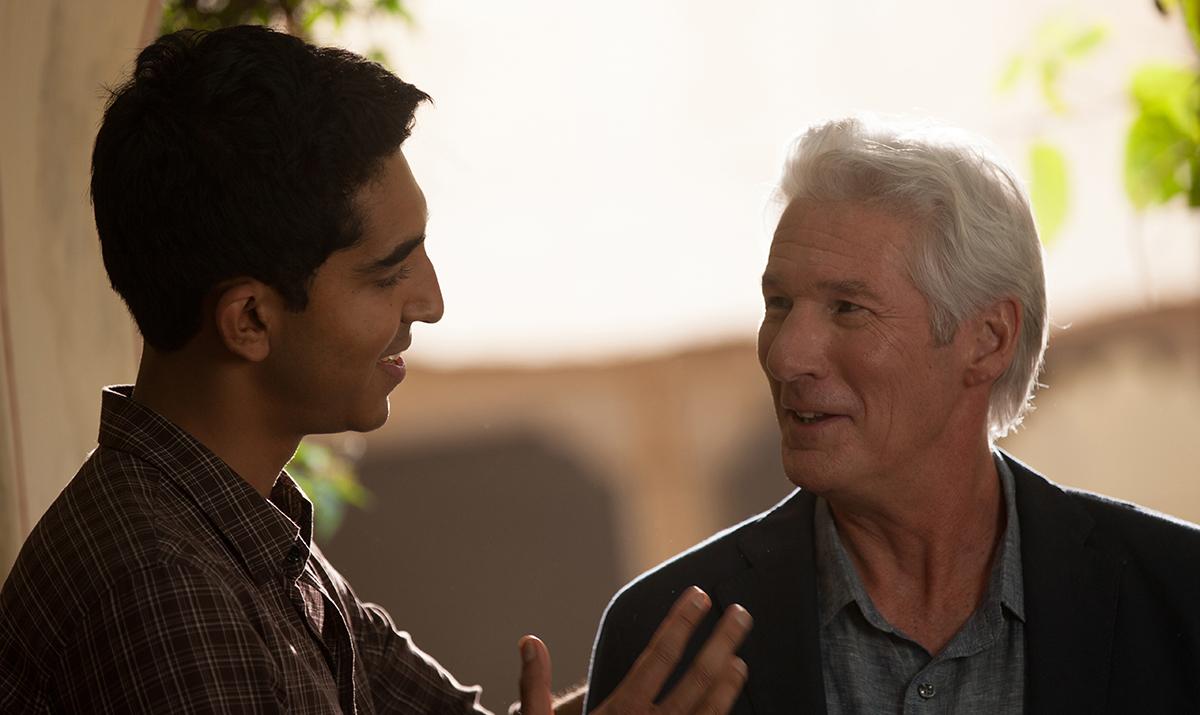 Dev Patel y Richard Gere en El nuevo exótico hotel Marigold