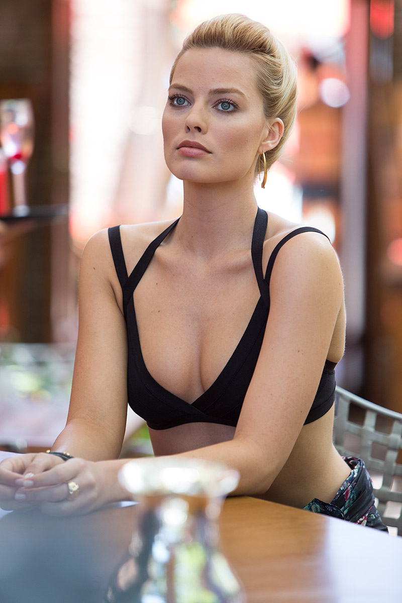 Margot Robbie en Focus
