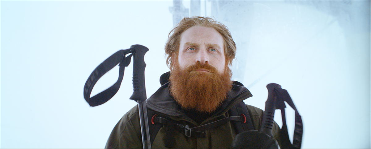 Kristofer Hivju en Fuerza mayor