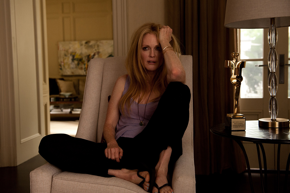 Julianne Moore en Maps to the Stars